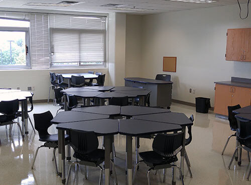 Conrad High School Collegiate Academy Renovations