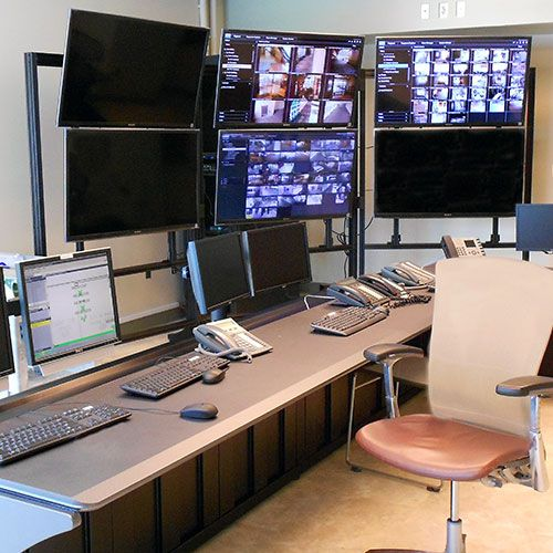 City of Phoenix Convention Center Command Center Relocation