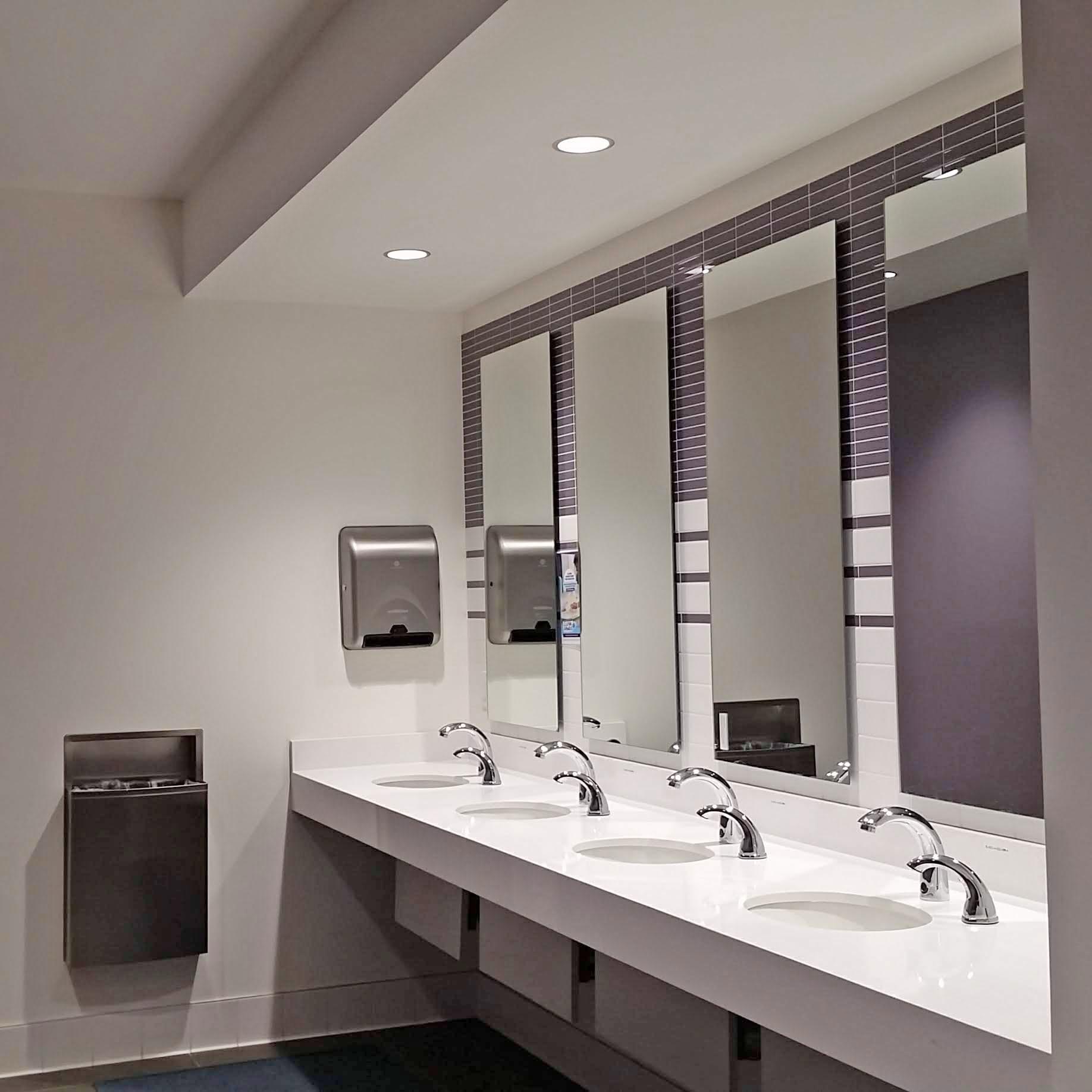 Training Center Restroom