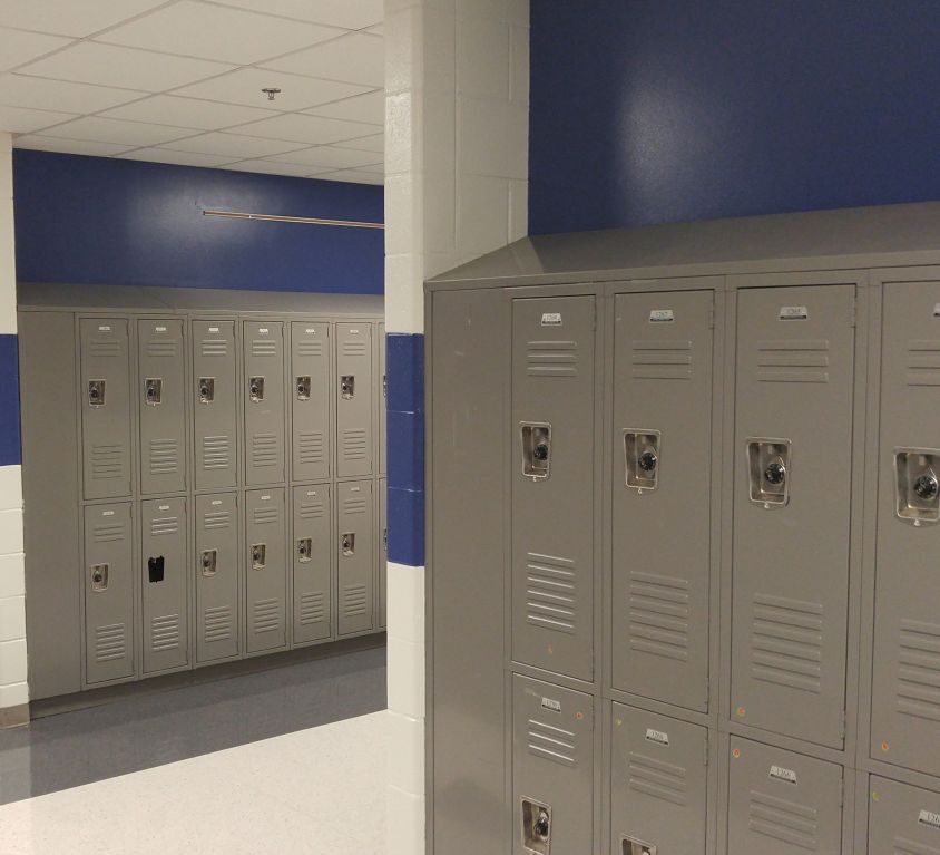 Conrad High School Collegiate Academy Renovations