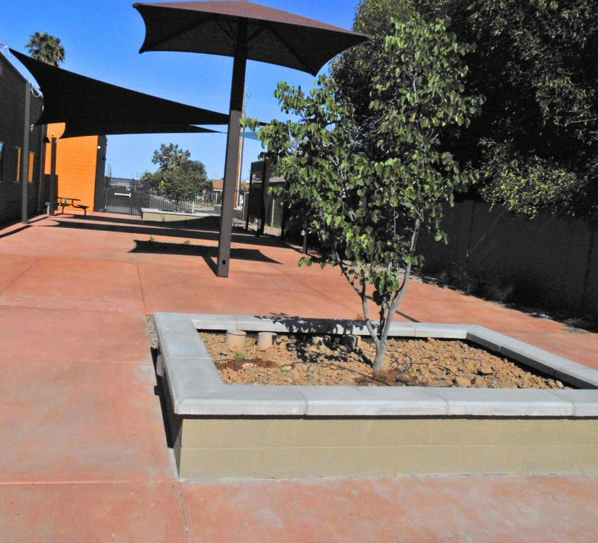 City of Tolleson Parks & Rec Hardscape Upgrade