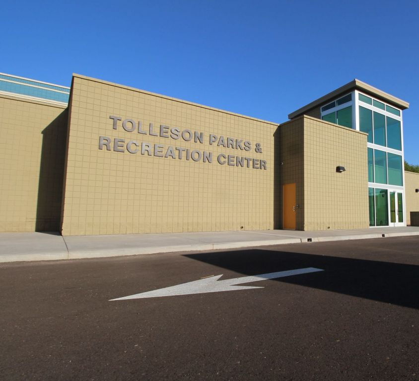 City of Tolleson Parks & Rec Center Remodel